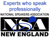 NSA New England Experts who speak professionally