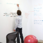Work at Home: Think (and Draw) Big with IdeaPaint
