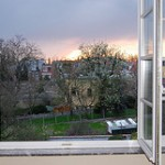 Quick Home Office Energizer: Open a Window and Let Light and Life In