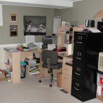 How to Create an Efficient Home Office when you Lack Space: The No-No Spaces for a Home Office