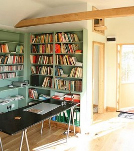 an inspiring home office in a former dining room dining room home office home