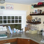 "Home Office: Why Kitchen Counter ""Offices"" Don't Work"