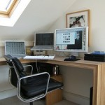Home Office Set-up: The L-Desk: Space for Original Thinking