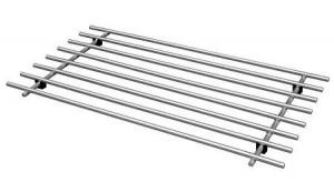 stainless steel modern ikea trivet