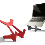 Make Your Home Office More Comfortable : Way Cool Laptop Stand